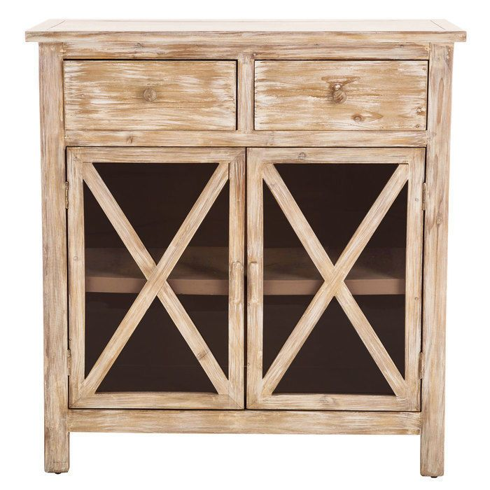 Rustic Country Kitchen Cabinet Distressed Wood Bathroom ...