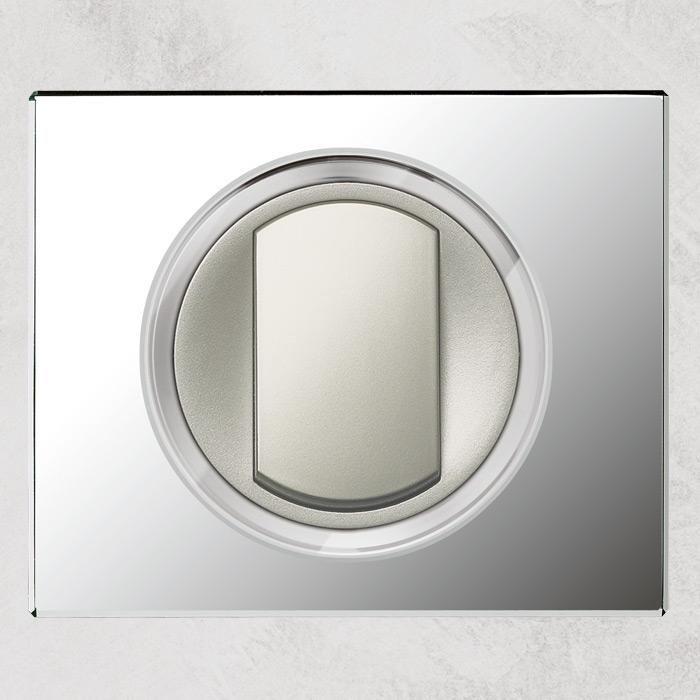 interrupteur legrand interrupteur legrand celiane gris titane