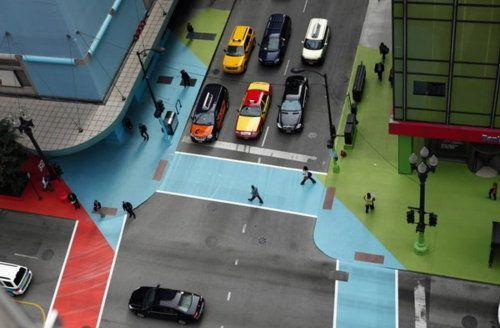 Urban Intervention - Chicago