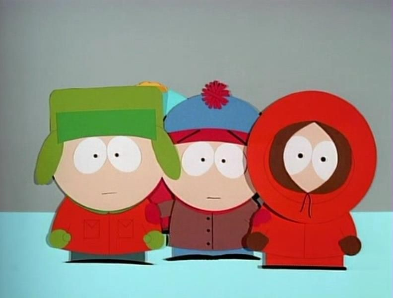 South park on twitter