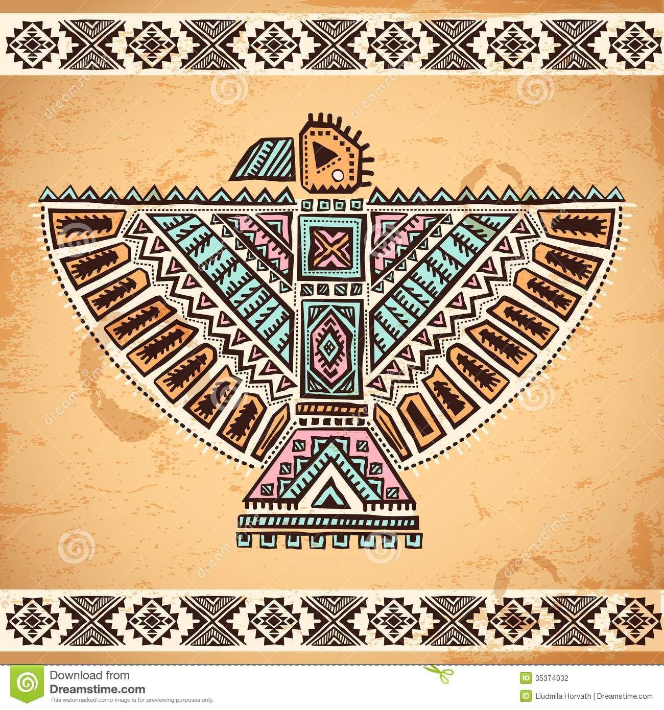 Tribal native american eagle symbols stock photography native tribal native american eagle symbols stock photography biocorpaavc Gallery