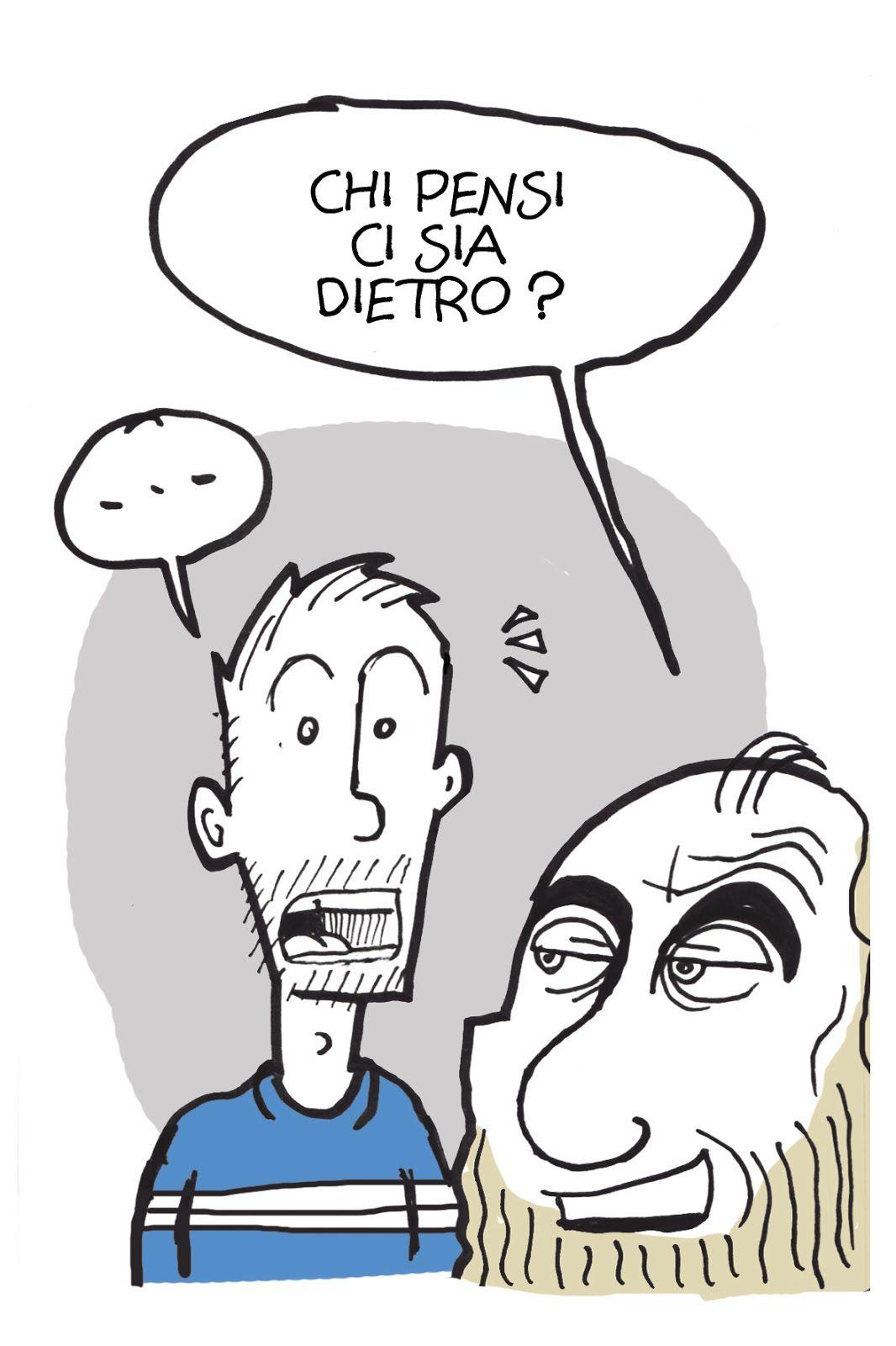 FUMETTISTI CONTRO LA GGENTE Leggi http://www.giornalepop.it/fumettisti-contro-la-ggente/