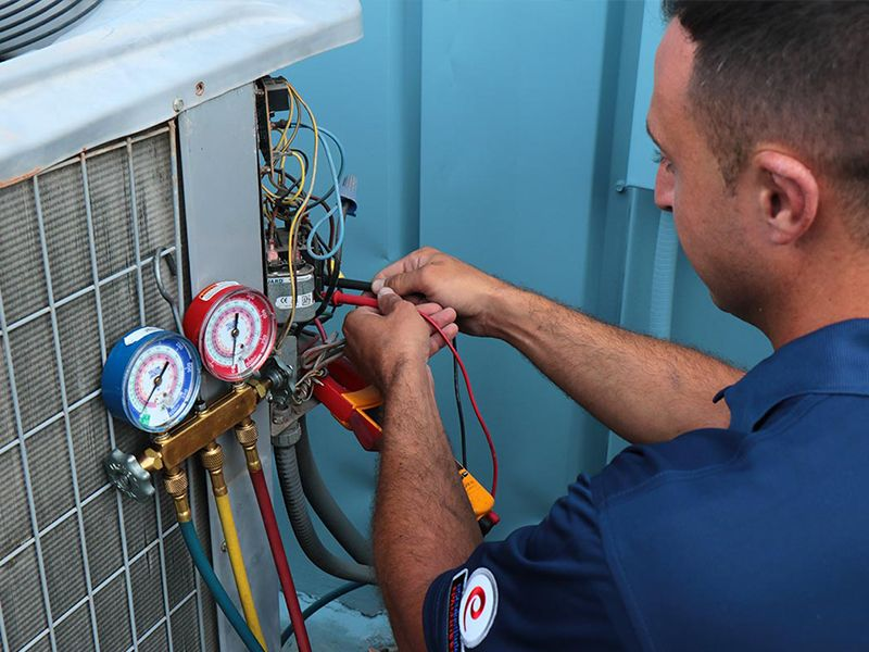 Wallin Heating And Cooling Have Been Providing The Hvac Service In