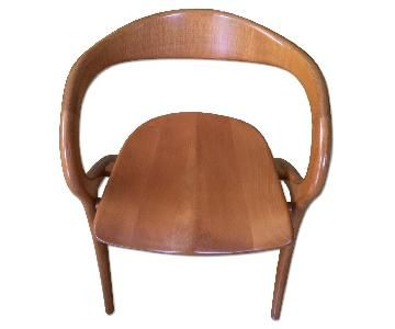 a sibau vintage italian solid cherry dining room chairs apt shit rh pinterest co uk Natural Cherry Dining Room Furniture Cherry Dining Room Furniture