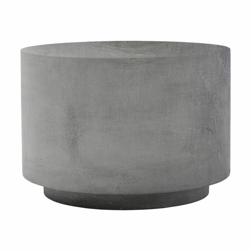 House Doctor Fifty table concrete look | design | Pinterest ...