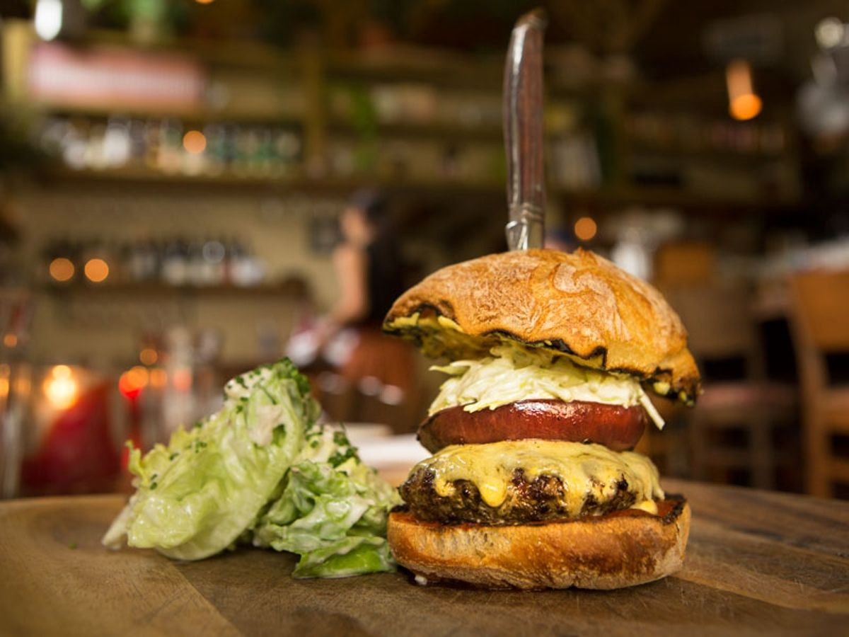 The Le Pigeon Burger: 12 Wonders of Portland Food