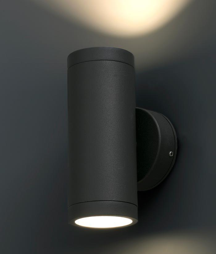 lámpara de techo gabriela gris oscuro