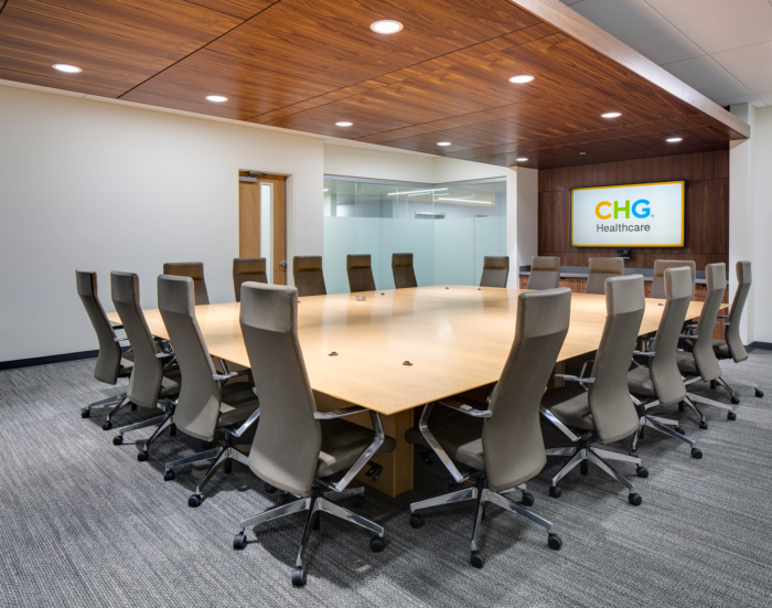 Office Tour CHG Healthcare Services Headquarters