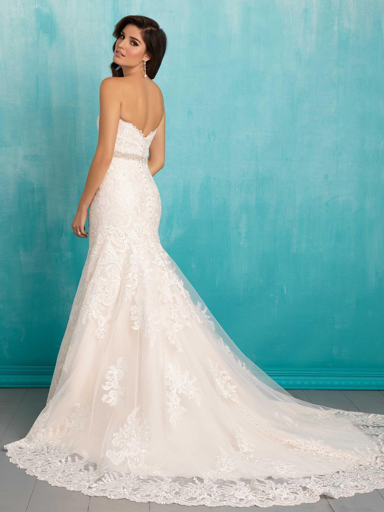 Allure 9302 Allure Wedding Dresses Allure Bridal Allure Bridal Wedding Dress