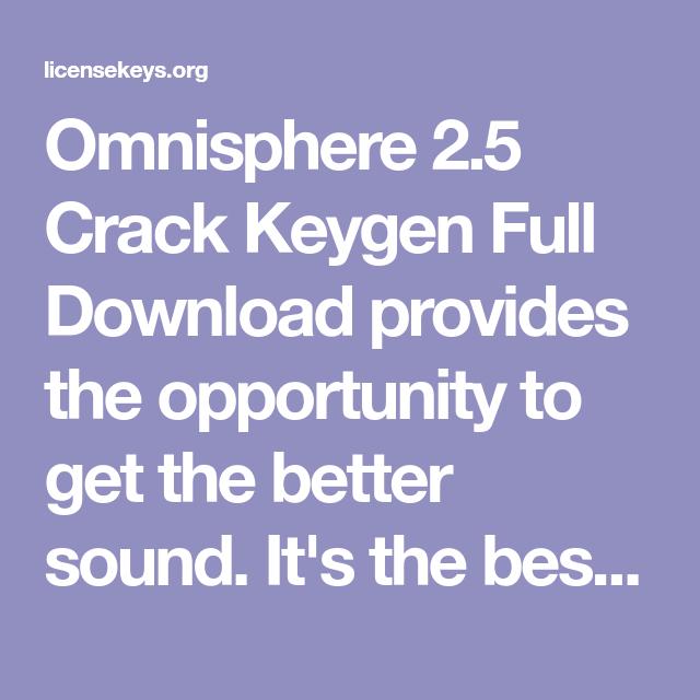 omnisphere 2.5 full download