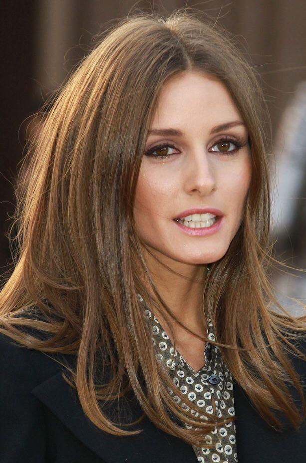olivia palermo beauty hair