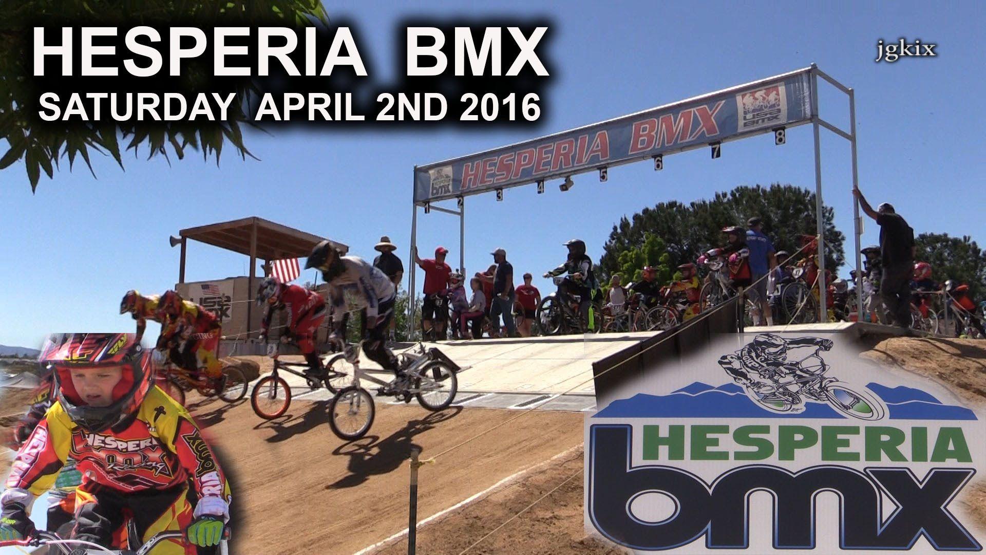 Hesperia BMX April 2nd 2016