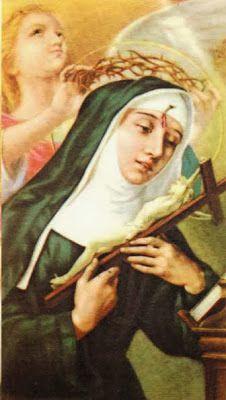 Oraciones A Los Santos Oracion A Santa Rita Para Casos Imposibles Desesperados Perdidos Oracion A Santa Rita Oraciones Oraciones Milagrosas Y Poderosas