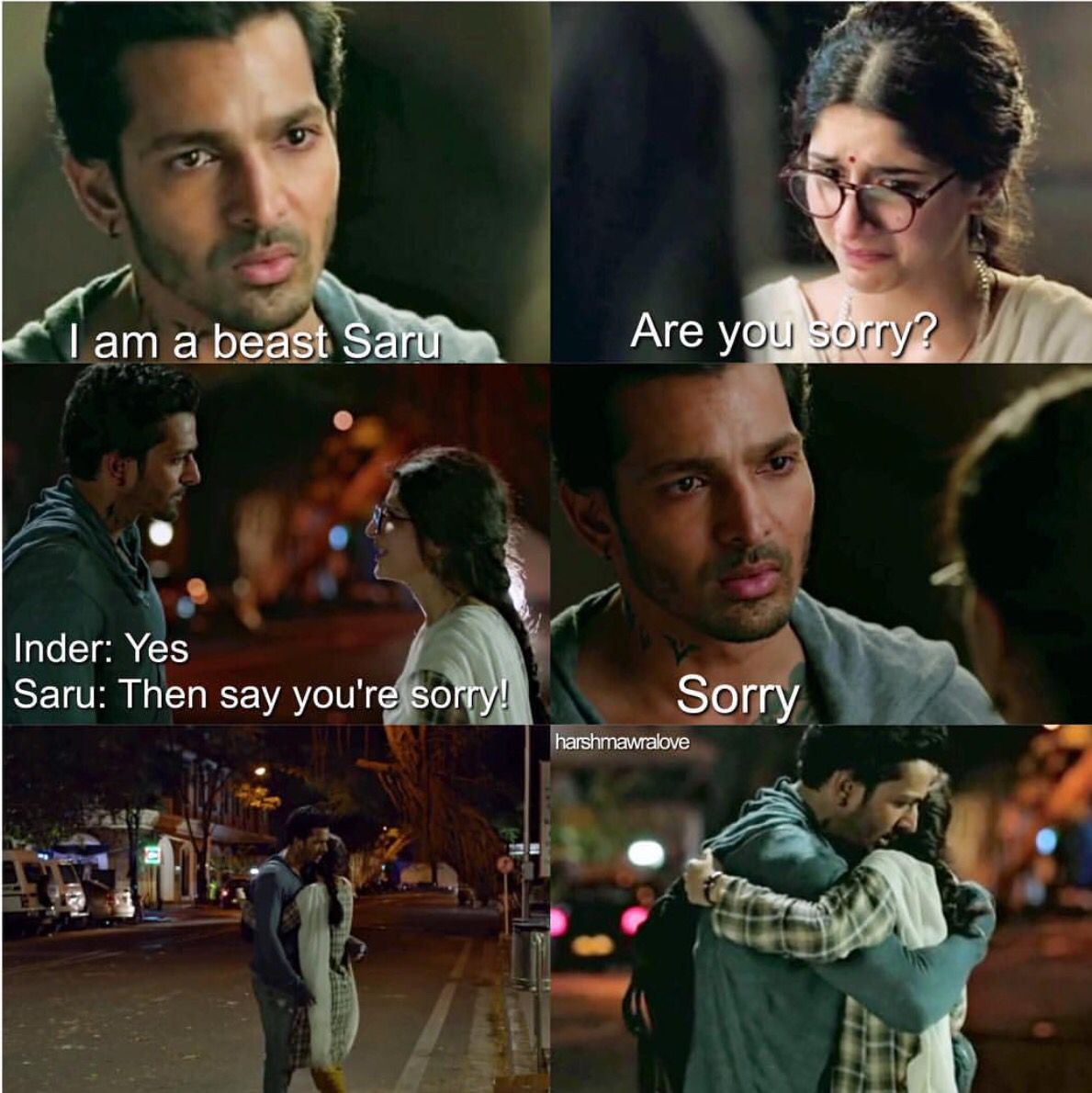 Best Quotes Movie Bollywood: Pin By Keerthana Maya On Sanam Teri Kasam