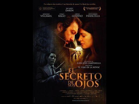 el secreto de sus ojos youtube