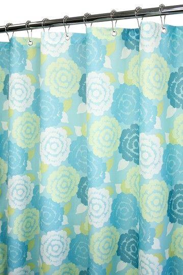 Park B Smith Bath Seafoam Shower Curtain With Images Unique
