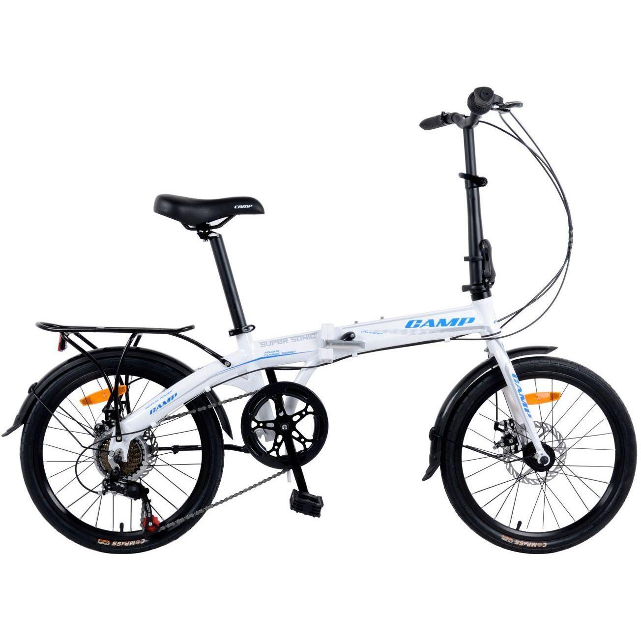 Mantis Flex Folding Bike