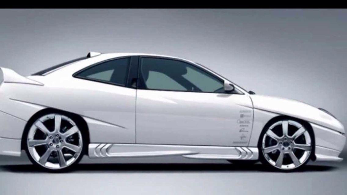Fiat Coupe Tuning Body Kit Carros Carros Importados