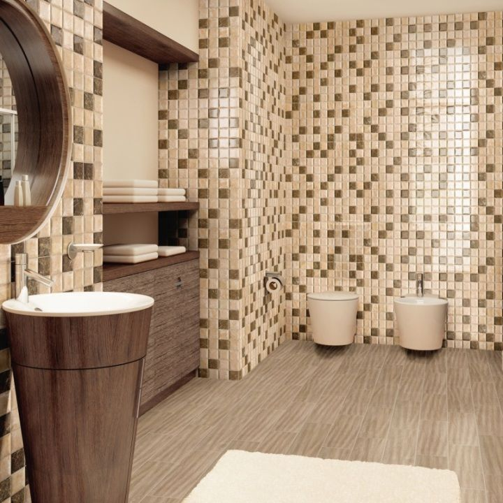 Bristol mosaic effect tiles are an attractive, easy to use solution ...