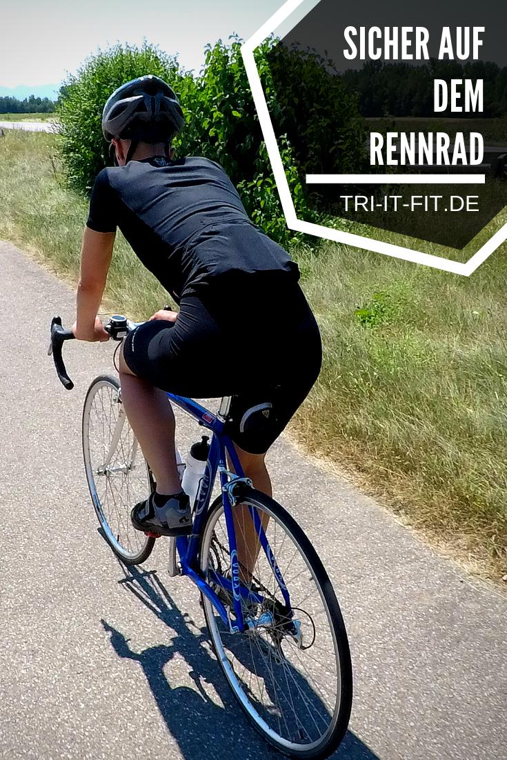Fahrtechnik Tipps Fur Rennradfahrer Und Triathleten Radfahren Rennrad Fahren Rennen
