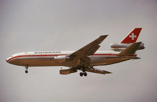 Swissair Aviation Aircraft History