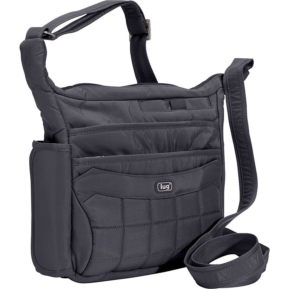 cac47d23d4 Lug-Flutter Mini Cross-Body Bag in Fog Grey