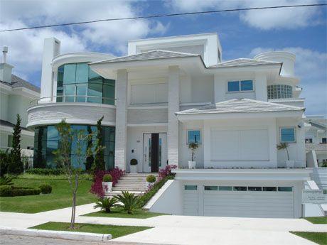 30 Modelos de Frentes de Casas Maison moderne, Façades et Belle maison - Modeles De Maisons Modernes