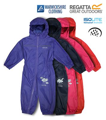 Regatta Kids Paddle Rain Suit