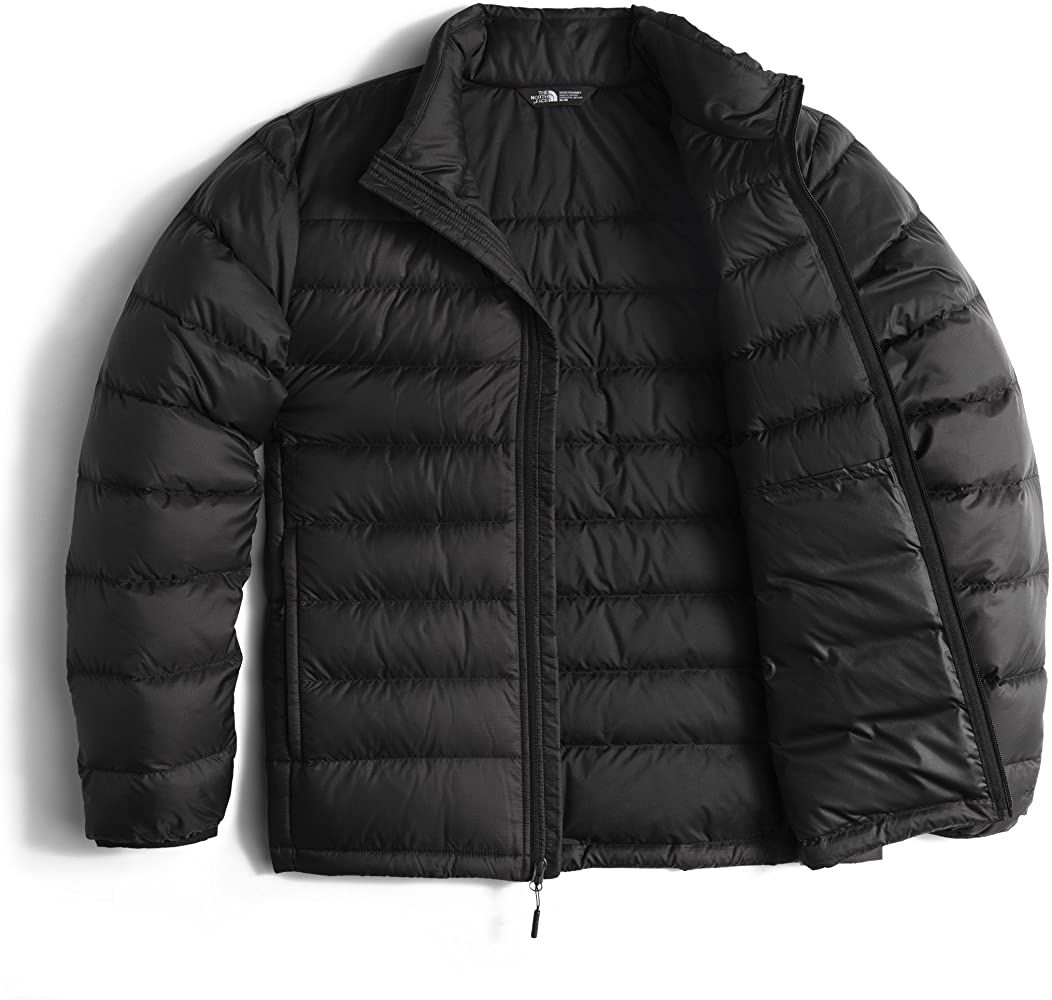 Amazon Com The North Face Men S Aconcagua Jacket Tnf Black Small The North Face North Face Mens Face Men The North Face [ 1000 x 1052 Pixel ]