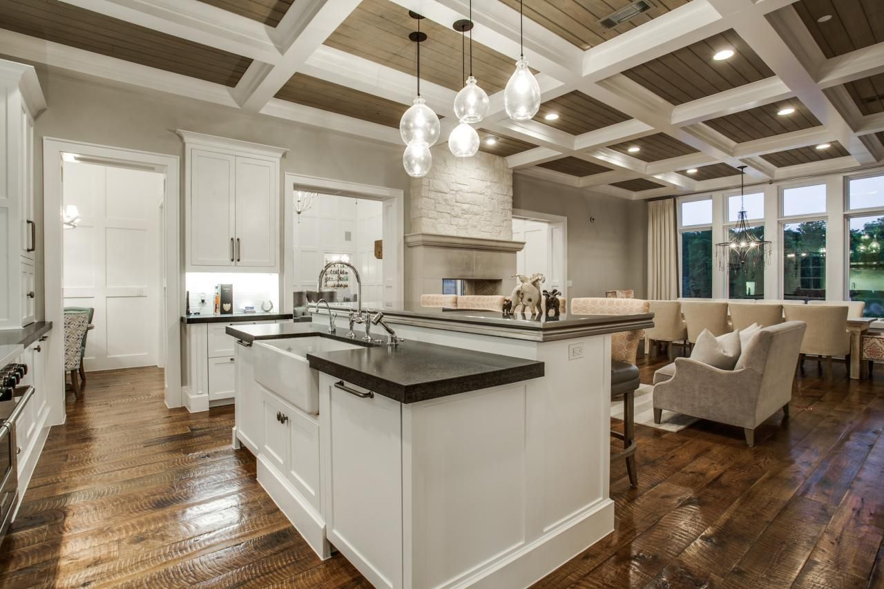Kitchen Islands With Seating: Pictures & Ideas From   Layout, Island ...