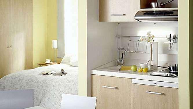 Cuisines compactes pour petits espaces Studios, Un and Photos