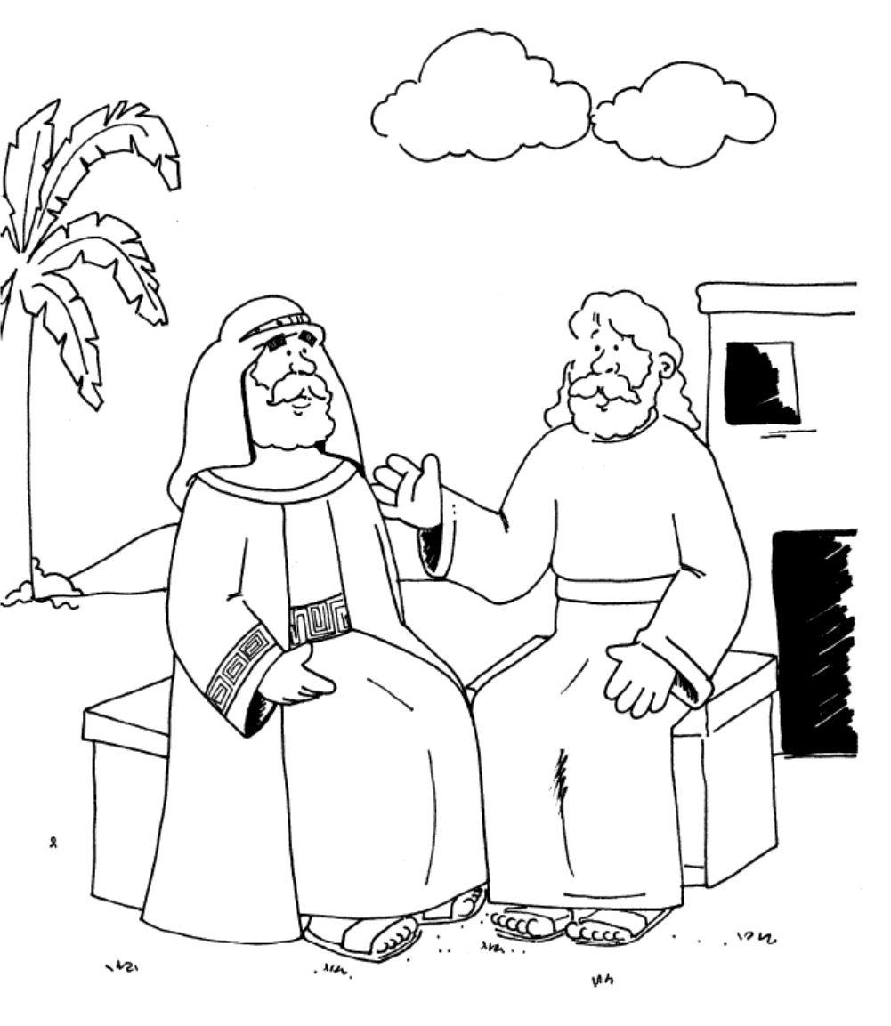 Vida118 Jpg 1001 1153 Jesus E Nicodemos Nicodemos Jesus E