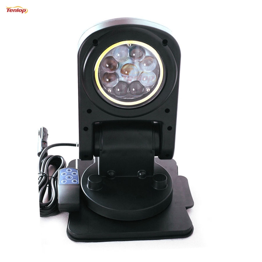 132.00$  Watch here - http://ali1nw.worldwells.pw/go.php?t=32576389021 - Light Sourcing 7 Inch 45W LED Searching Light With WIreless Controller For House Use Hunting Rescue 12/24V(Without Battery)