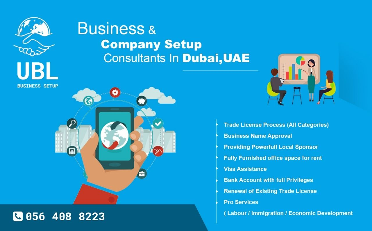 Business Company Setup Consultants In Dubai Uae For More