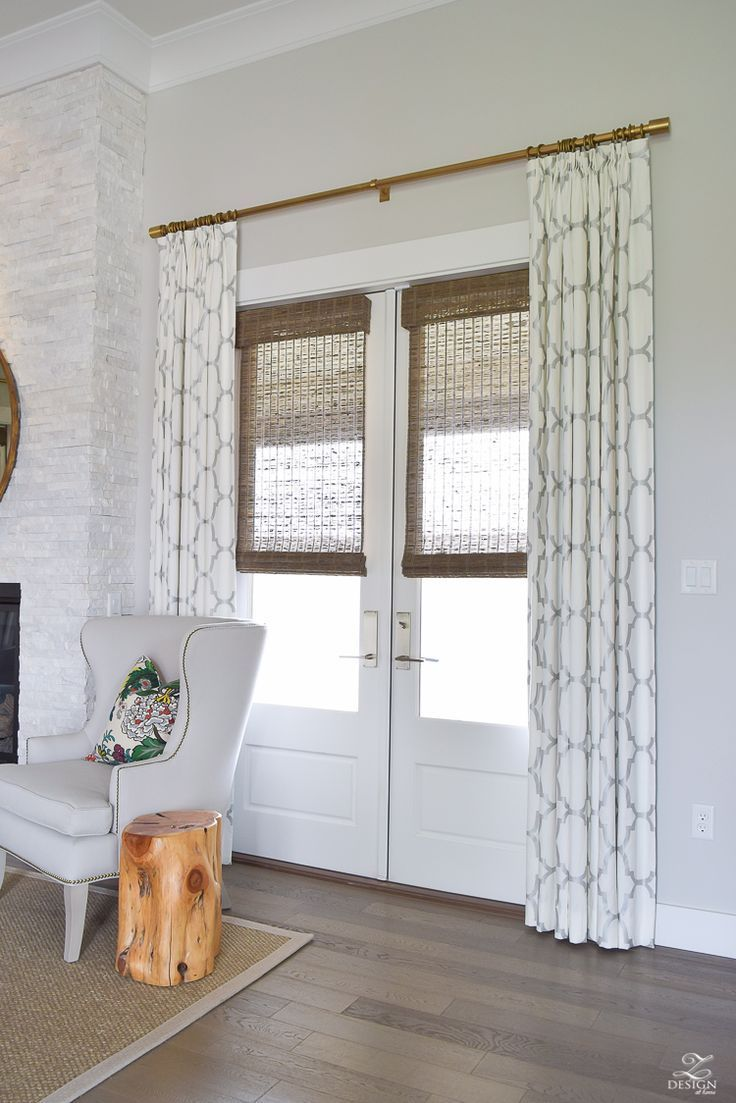 Window coverings for sliding doors  well appointed curtains  drapes curtains window and living rooms