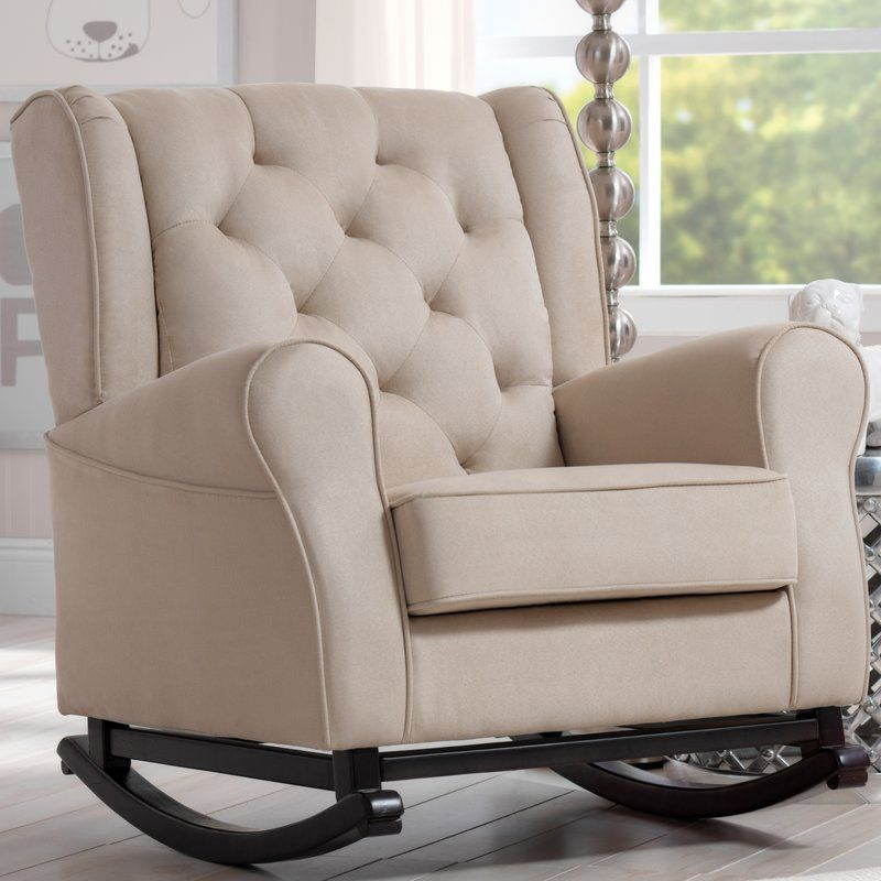 emma rocker baby rocking chair nursery eames rocking chair rh pinterest com