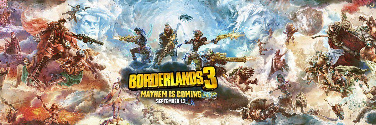 Borderlands 3 Wallpaper Hd Best Of Borderlands 3 On Twitter Of Borderlands 3 Wallpaper Hd Bor In 2020 Borderlands Borderlands 3 Borderlands The Handsome Collection