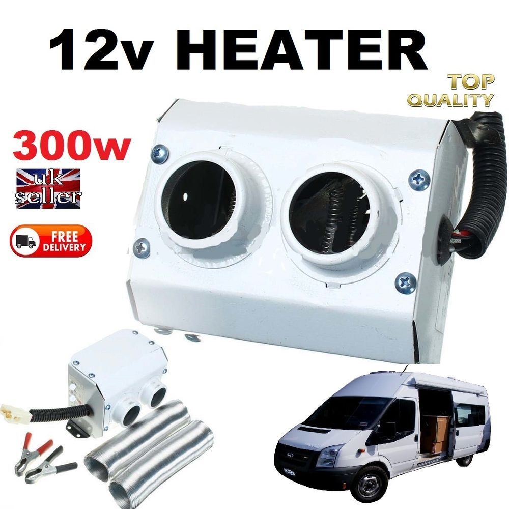 12v Easy Camper Car Boat Small 300w Vehicle Heater 12 Volt Self Build De Mister Vehicle Parts Amp Accessories Motorhome Par Motorhome Parts Camper Heater