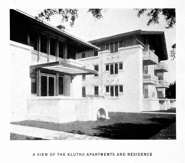 Klutho Apartments And Residence