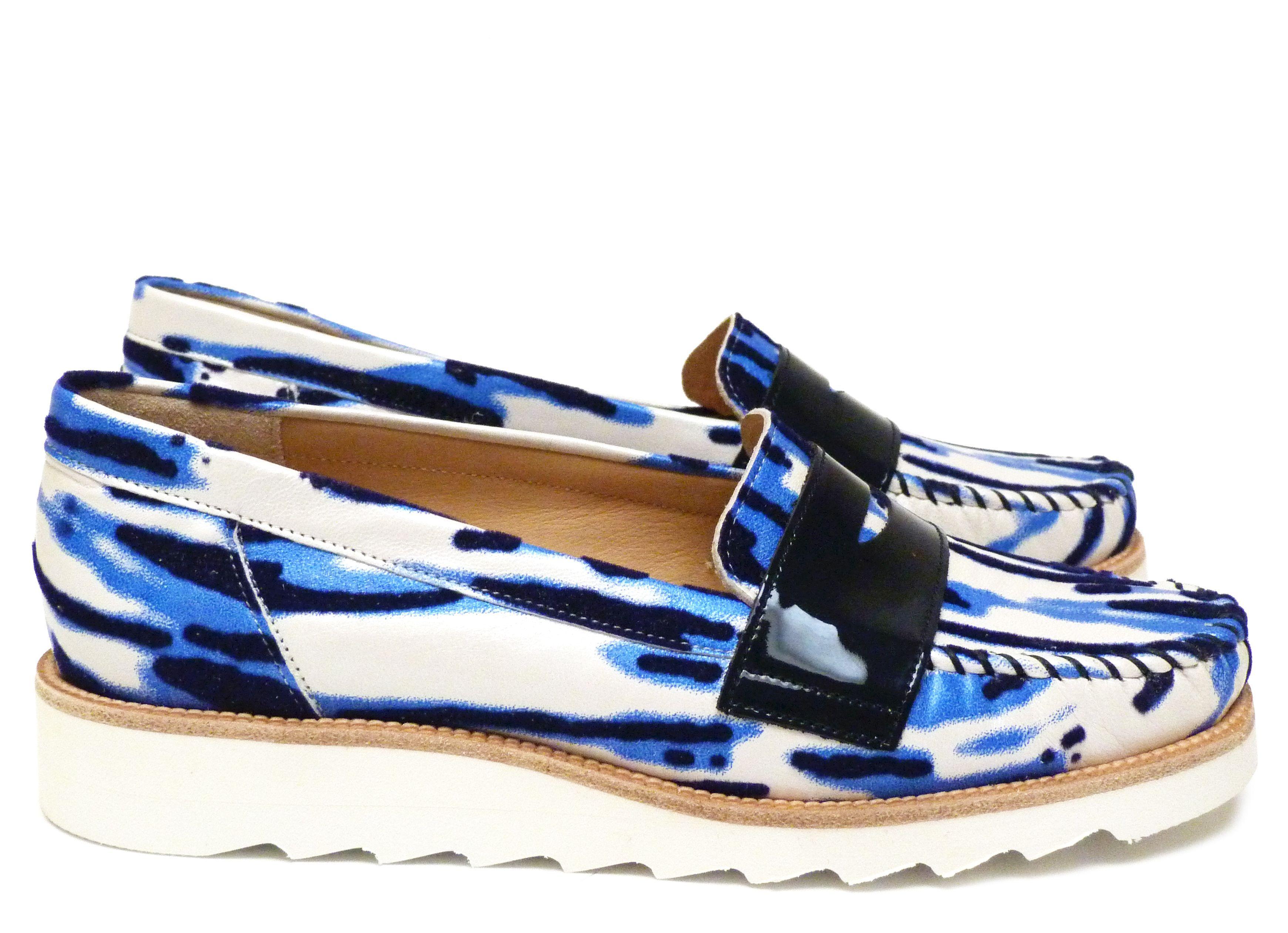 Eté Chaussures Manufacture Femme 2015 Maurice Printemps Mocassins qvpwtvB