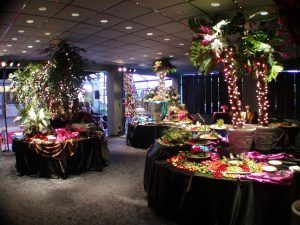 Tropical casino party centerpieces casino in vegas win