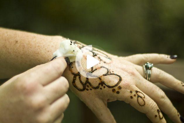 Photo of How to do Henna Tattoos: Great for Parties