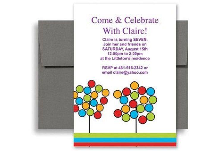 Make Your Own Birthday Invitations Invitation Ideas Make