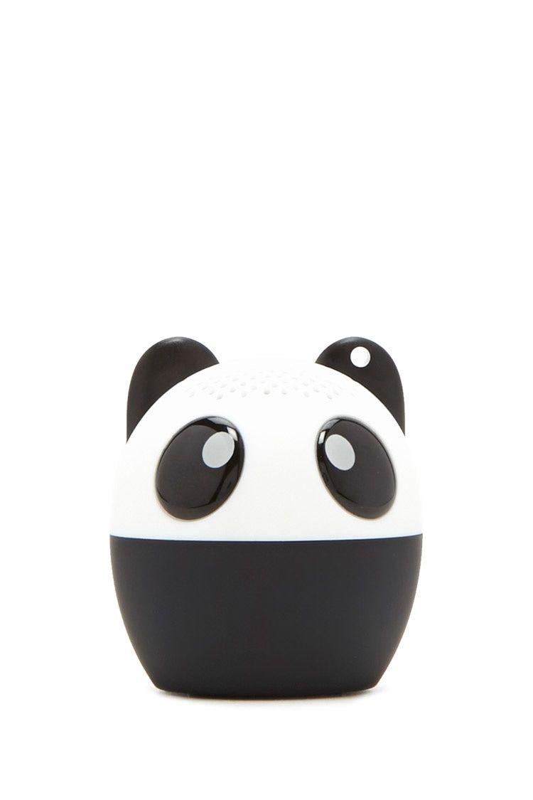 Cute Panda Bluetooth Speaker $17.90 A cheap tech holidays gift ...