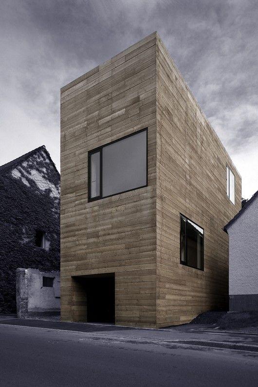 ArchiFactory.de – Alemania. Casa Ebeling, en Dortmund