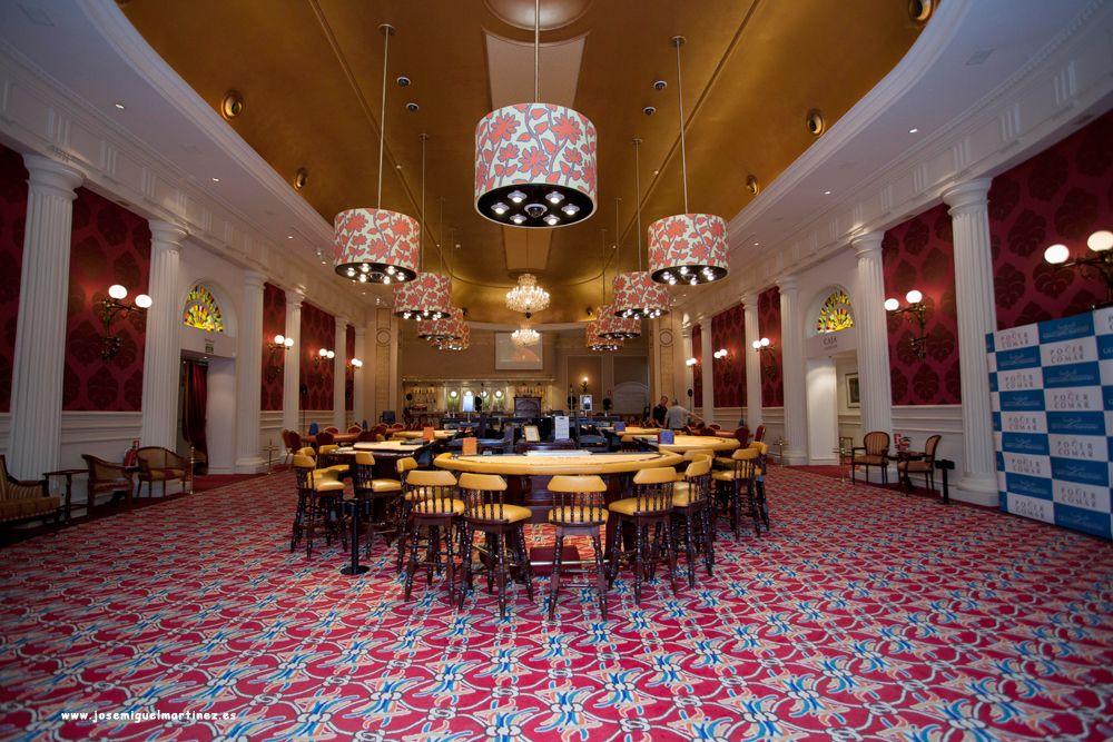 Gran Casino Sardinero Sala De Juego 3 Con Imagenes Sala De