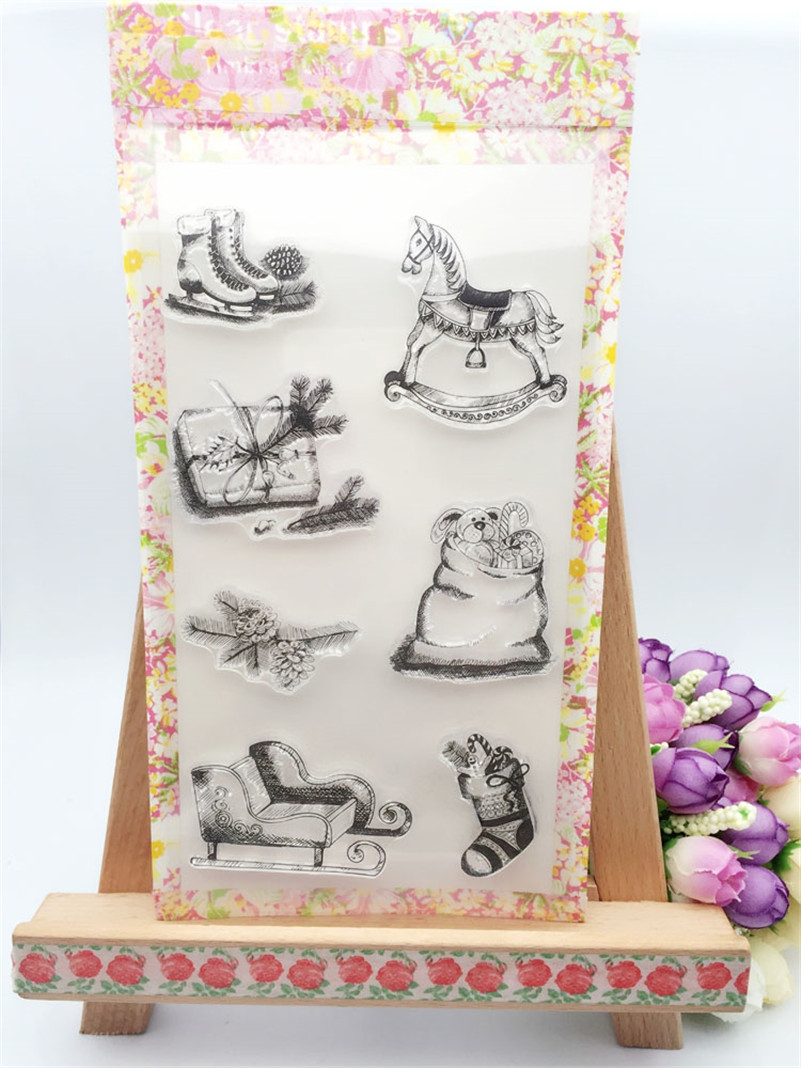 4.09$  Buy here - http://ali9go.shopchina.info/go.php?t=32751954460 - About christmas gift design for diy scrapbooking photo album paper card craft for wedding gift CL-155  #SHOPPING