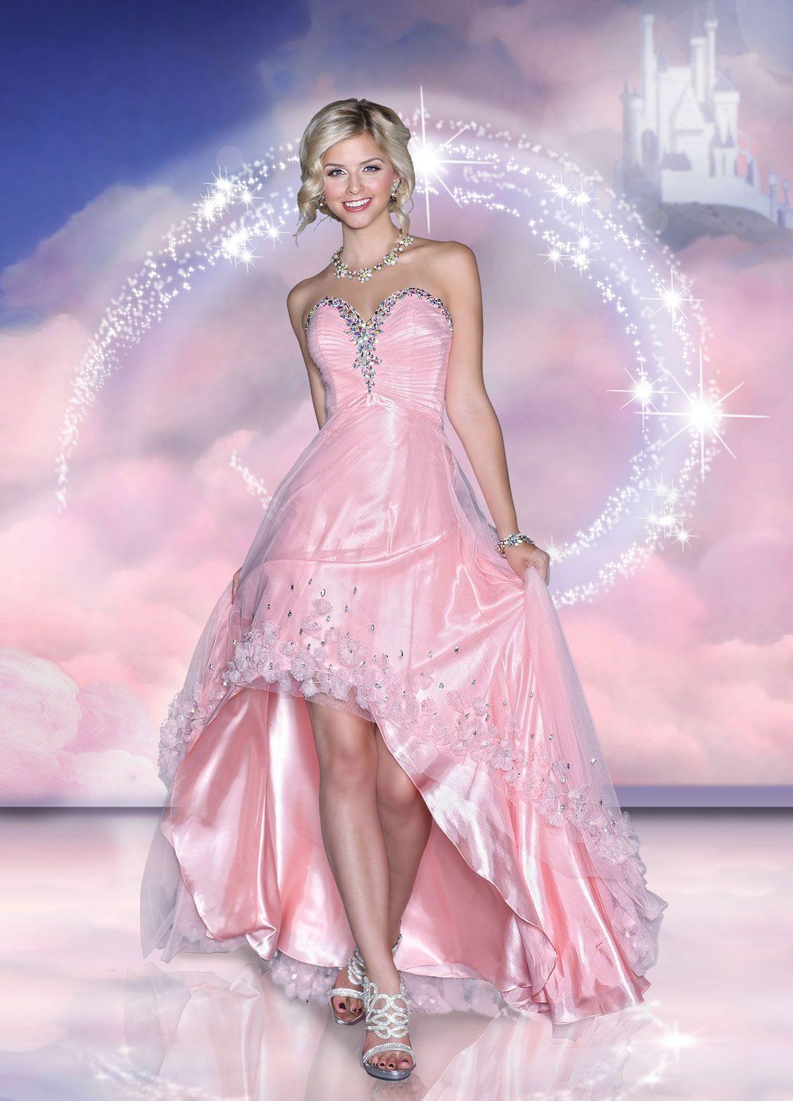Sleeping Prom Dresses