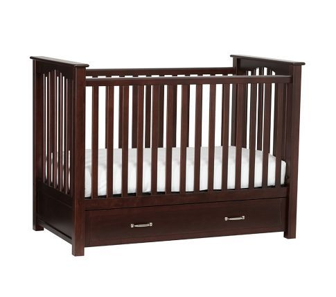 Pottery Barn Kids Kendall Storage Crib Kid Beds Baby