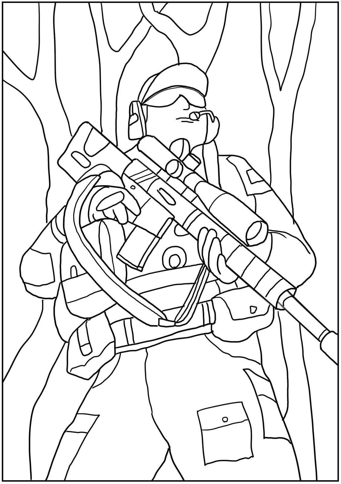 New coloring books with brave soldiers, US Marines